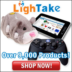 Free Shipping Anywhere in the World! LighTake.com
