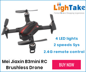 Mei Jiaxin B3mini RC Brushless Drone