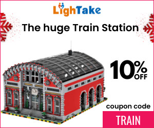 The huge Train Station