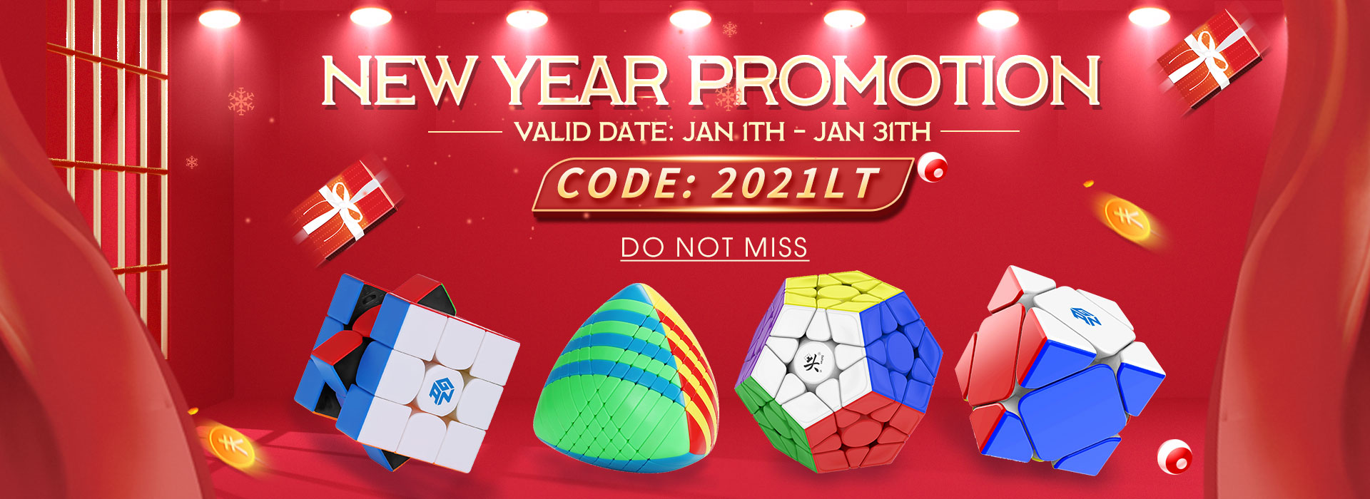 lightake.com - New Year Sale