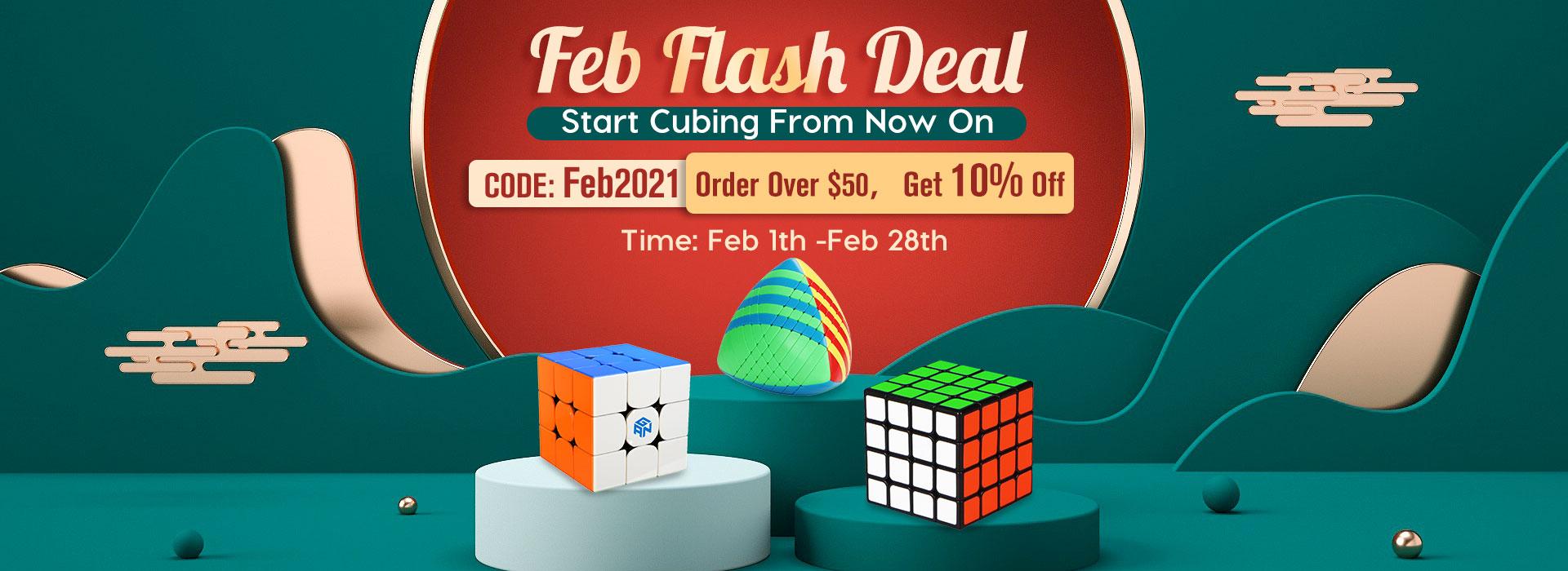 lightake.com - Feb Flash Deal