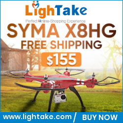 Syma X8HG Drone with 8MP ...