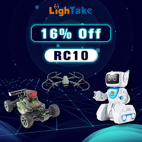 Lightake RC Toys Coupon