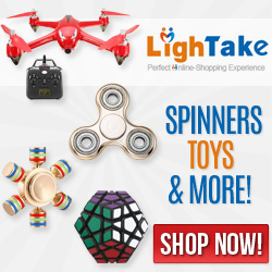 Spinners, Toys and More!