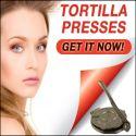 Tortilla Presses