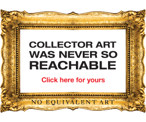 Collection art was never so reachable