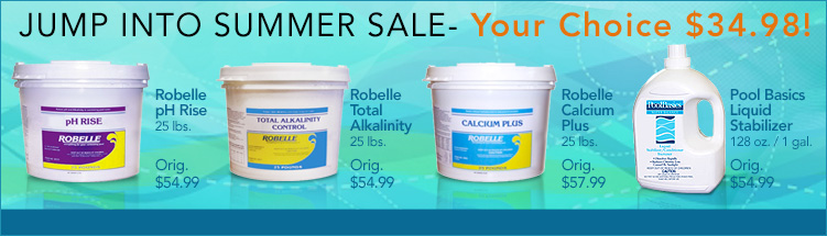 Pool Chemicals Water Balancing Chemicals