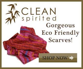 Shop gorgeous eco friendly Fair Trade scarves!