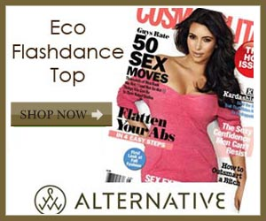 Shop Eco Flashdance Top at Clean Spirited.