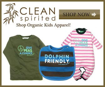Shop Clean Spirited's Eco Friendly Kids Apparel & Accessories