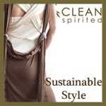 Shop Sustainable Style at CleanSpirited.com