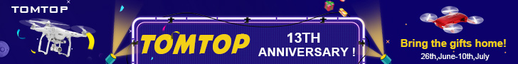 Coupon Stabilizzatori FeiyuTech (G5, A1000 e A2000) in promo su TomTop | InfoDrones.It