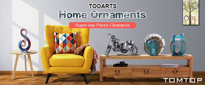 Super-low Price Clearance of Ornaments @tomtop.com