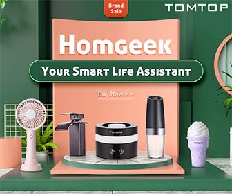 Get Your Smart Life Assistant @tomtop.com