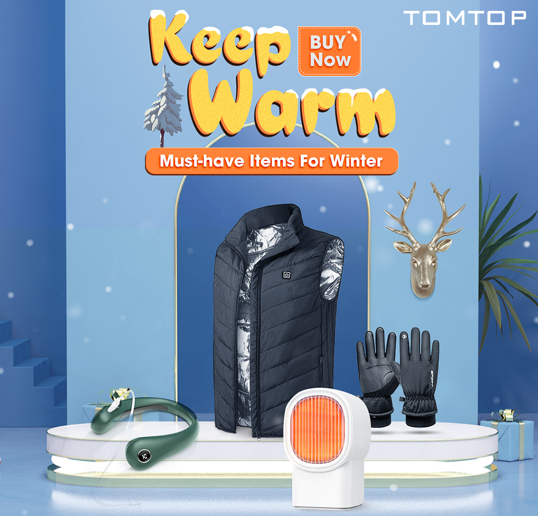 Up to 54% off @tomtop.com