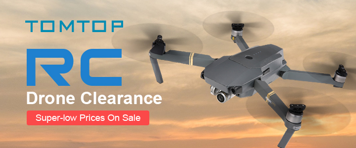 Super-low Price RC Drone on Sale @tomtop