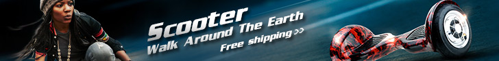 Buy the Hottest Scooter with Free Shipping