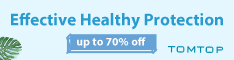 Effective Healthy Protection Promotions | Up to 70% Off - Tomtop