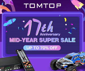 Up to 70% OFF Mid-year Super Sale