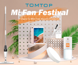 Mi Fan Festival | Share to Win Free Xiaomi Product