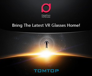Bring The Latest VR Glasses Home!