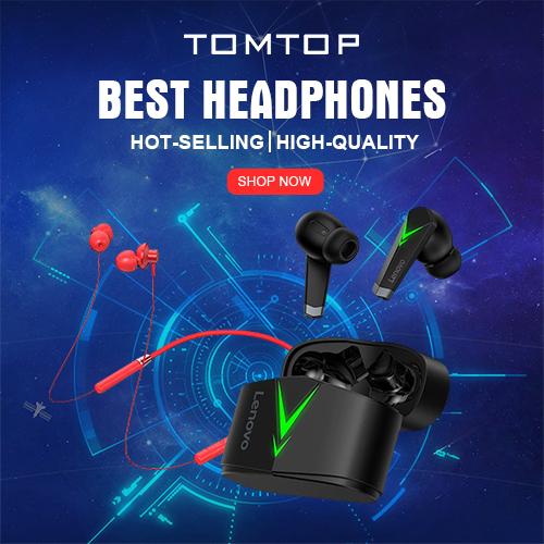 Hot-Selling High-Quality Headphones @Tomtop.com