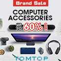 Up to 60% off @tomtop.com