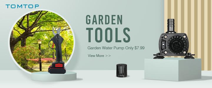 Get Garden Tools @tomtop.com