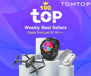 Top 100 Best Sellers @tomtop.com