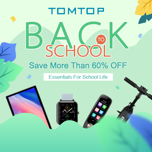 Save More Than 60% OFF School Essentials Sale