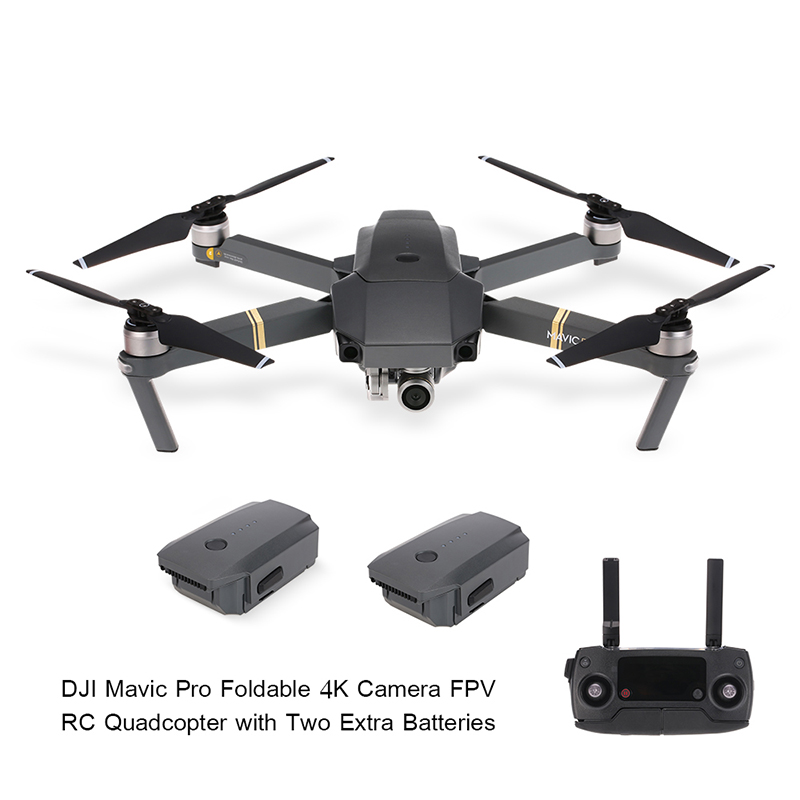 $100 discount for DJI Mavic Quadcopter, $1159.99