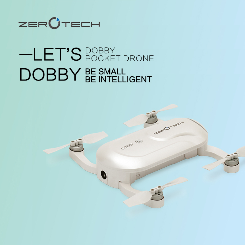 $20 discount for ZEROTECH DOBBY Smart Drone, $299.99