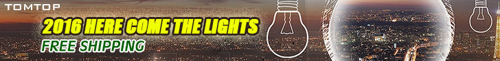 2016 Here Come The Lights, EXP: March 12th