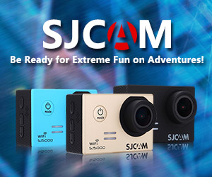 Up to 32% OFF SJCAM Brand Sale at Tomtop.com