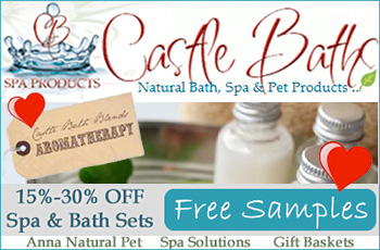 CastleBaths Valentines Day Sale! Shop Now!