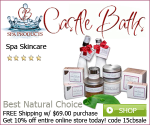 Spa Products- Bath Products - CastleBaths.com