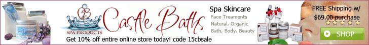 Spa Products- Bath Products - CastleBaths.com