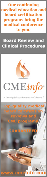 CMEinfo.com - Board Review and Clinical Procedures