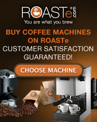 Roaste coffee makers