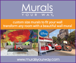Custom Size Wall Murals for Home or Office