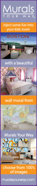 Kids Murals for home or business