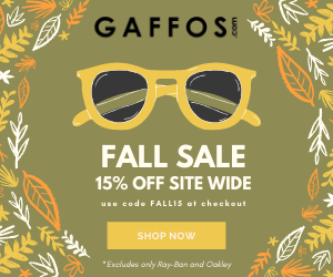 Fall Season Sale. Use Code: FALL15 at Checkout and Get 15% Off Site Wide