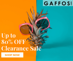 Clearance Sale. Up to 80% off on Selected Items