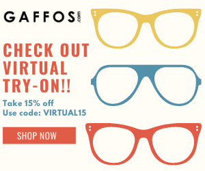 Can't Get To A Store? Try On Virtually Over 1000 Sunglasses and Glasses