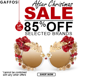 After Christmas Sale. Up to 85% on Selected Brands