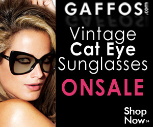 October Sale Cat Eye Sunglasses -300x250