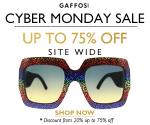 Cyber Monday Offer. Save up to 75% Off Site Wide