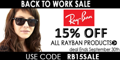 Ray Ban Sale