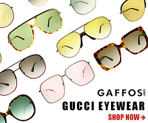Earn 40 commission on Gucci Eyewear.