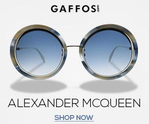 Earn 40 commission on Alexander McQueen Eyewear.